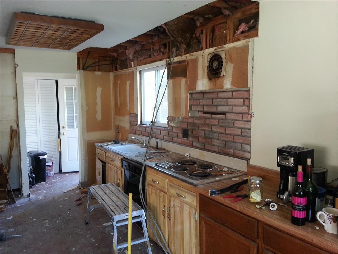 BAD renovations - Kitchen Renovation Part 1
