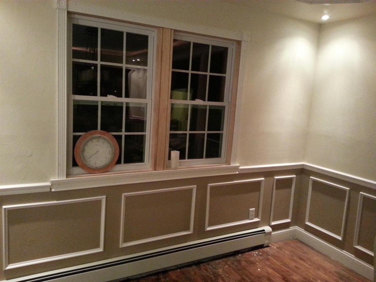 BAD Renovations Dining Room