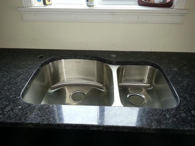 201: Free Sink!  But a 200 dollar cutout.  Still, its a Free Sink!